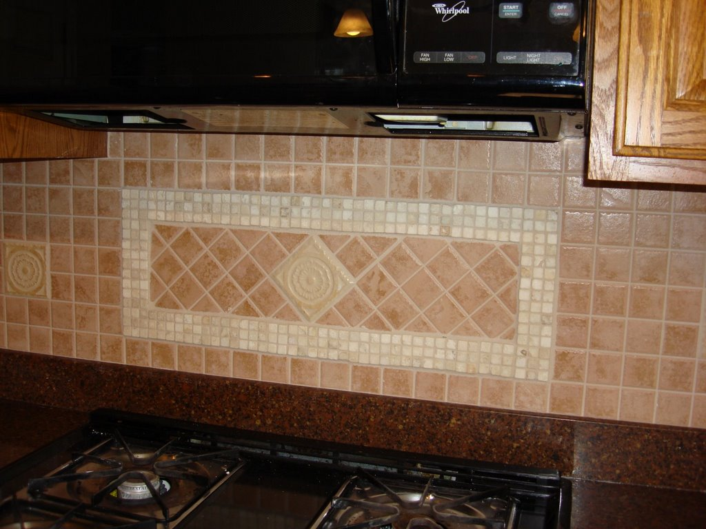 The astonishing Backsplash tiles for kitchens photograph